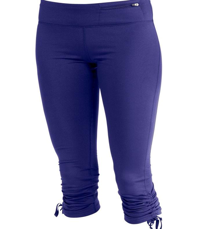 Enhance Capri Tights #ROXYOutdoorFitness - amazing Midnight blue color (black al...
