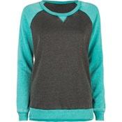 Essential Womens Burnout Sweatshirt -