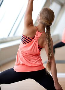 Lululemon Yoga Clothes (that are not see-through =)