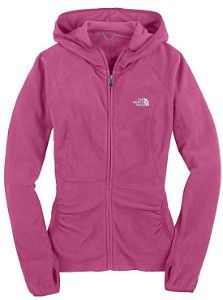 The North Face 100 Full Zip Hood Womens