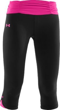 Under Armour® Women's Shatter Capris, Women's Active Bottoms, Women&#39...
