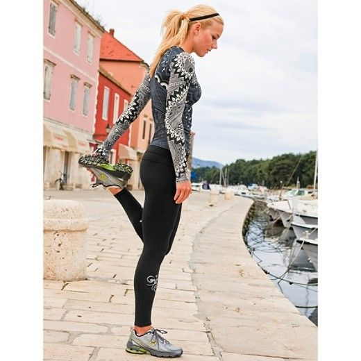 great cold weather running tights