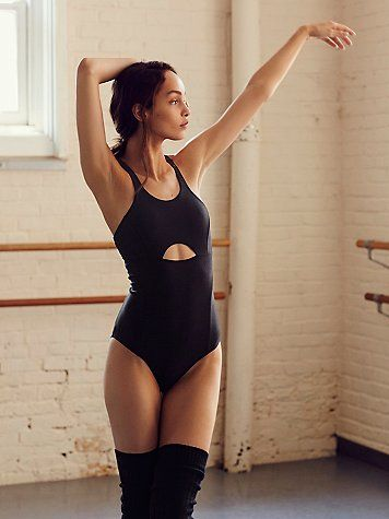 Law of Attraction Bodysuit | Crafted from our exclusive Be Free fabrication, thi...