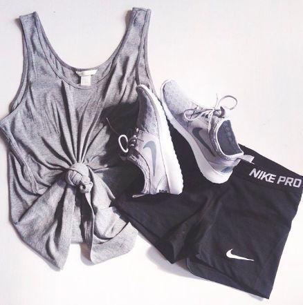 Nike! #workoutclothes