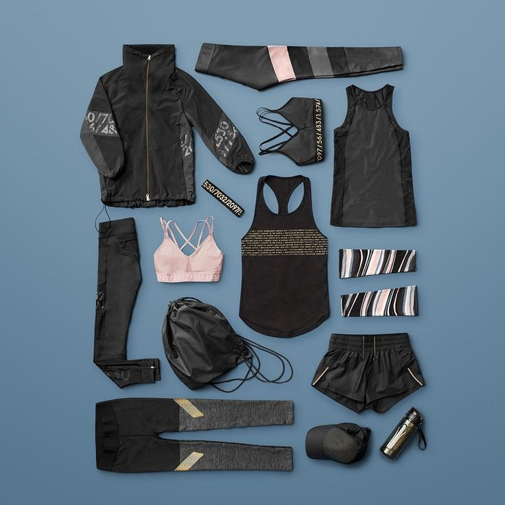Sporty fashion statements – we love it! #ForEveryVictory #HMSport