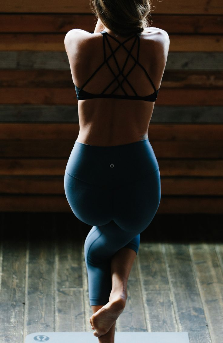 Think of the last time you practiced yoga. Was it slow-and-steady or quick-and-p...