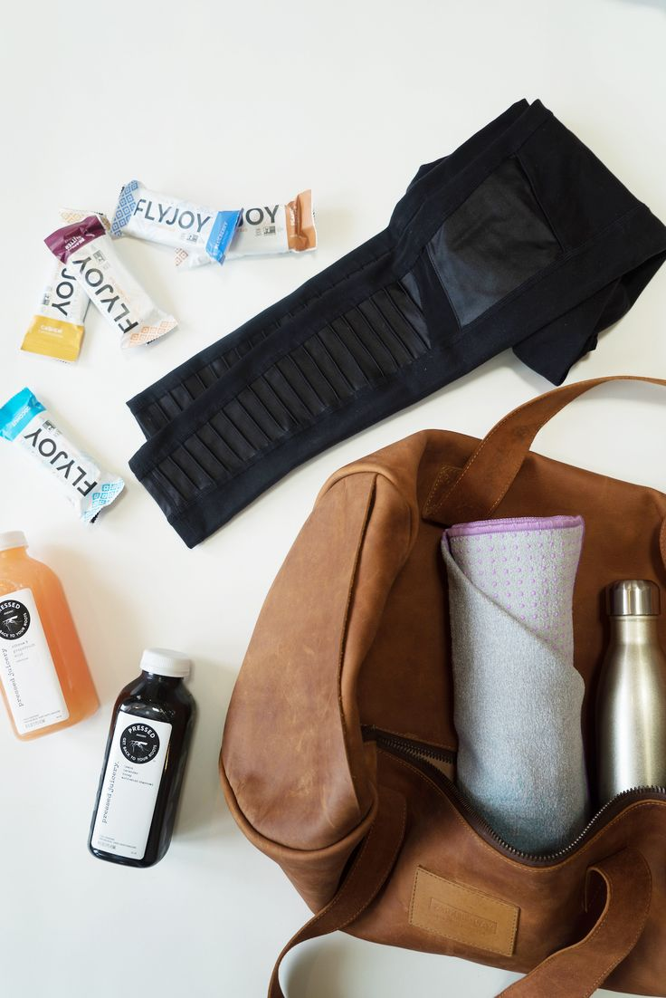 What's in My Bag Wednesdays: For The Gym
