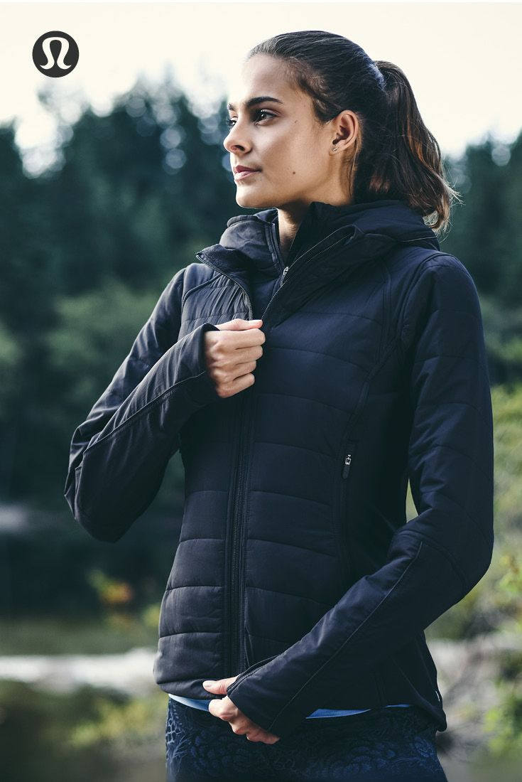 Your cold-weather training partner in crime.