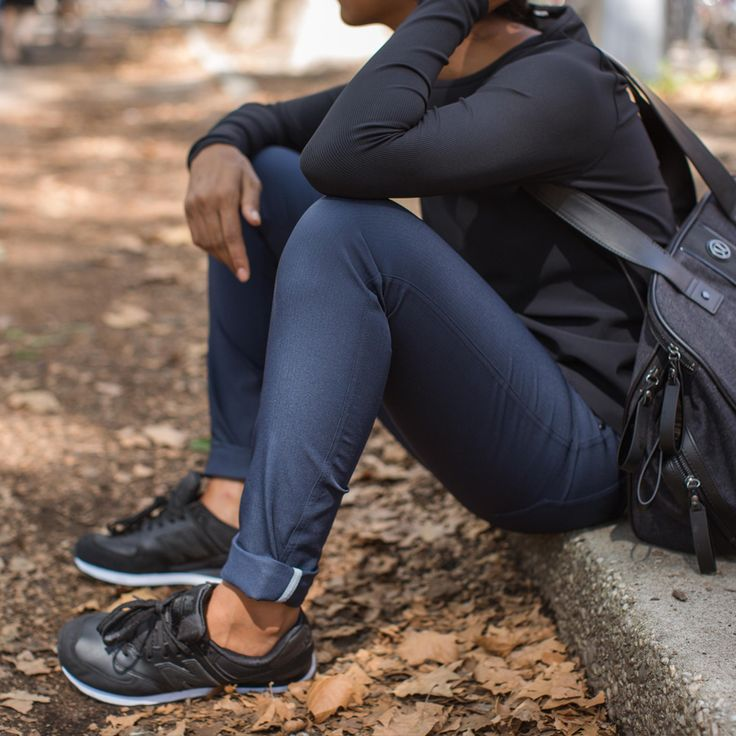 everyday pant | Watch out skinny jeans! Perfect for easy commutes and all-day ve...