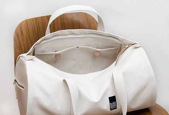 new gym bag... must have.