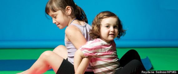 Kids' Yoga Poses Are Just As Effective As The Grown-Up Versions, But Cuter, ...