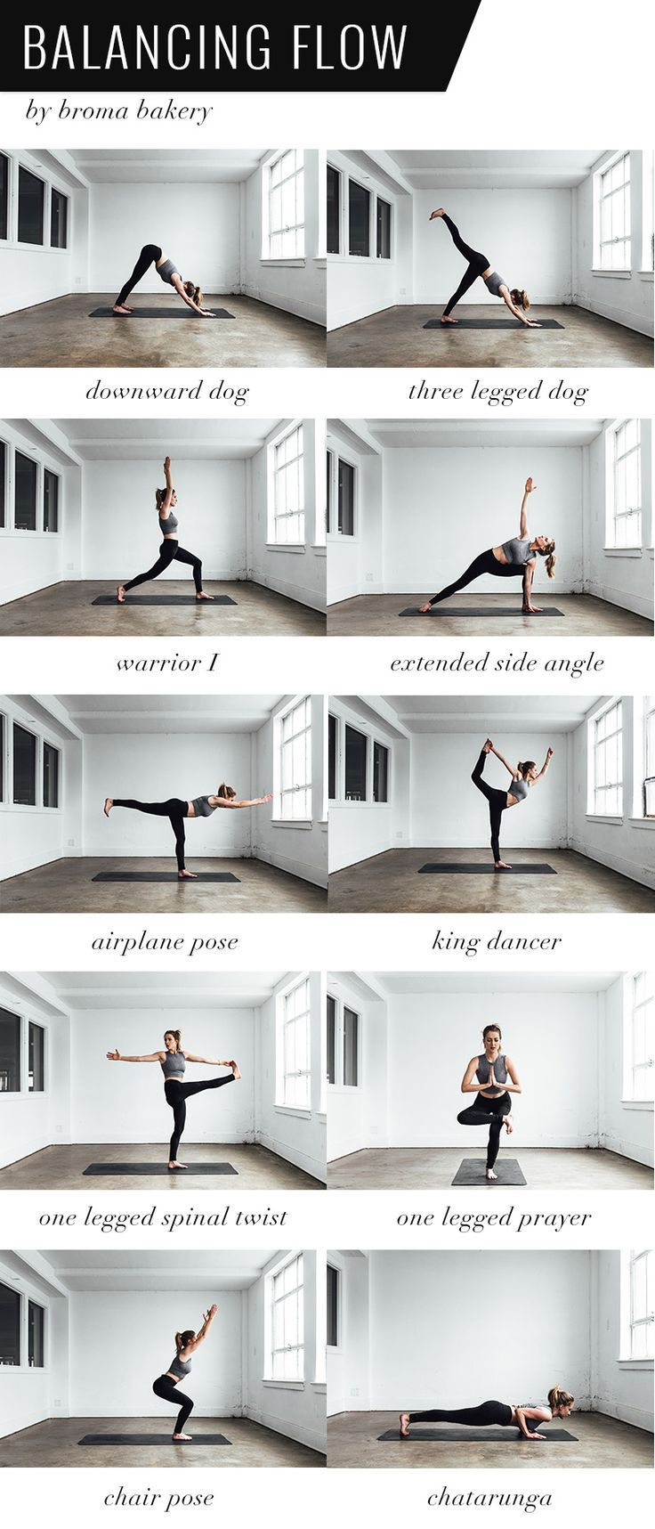 The Yoga Routine That Made Me Like Yoga.  Find more relevant stuff: victoriajohn...