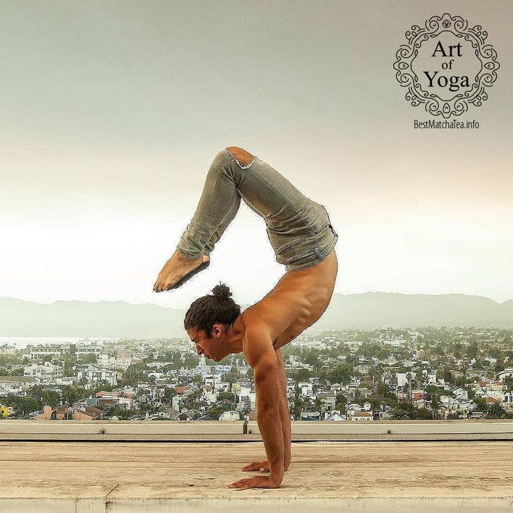 Inspiring Yoga Poses   Find more stuff: www.victoriasbest...