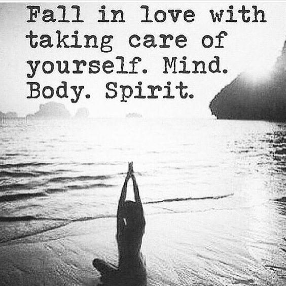 Fell in love with your self. #yoga #yogaeverydamnday #yogalove #yogachallenge #y...