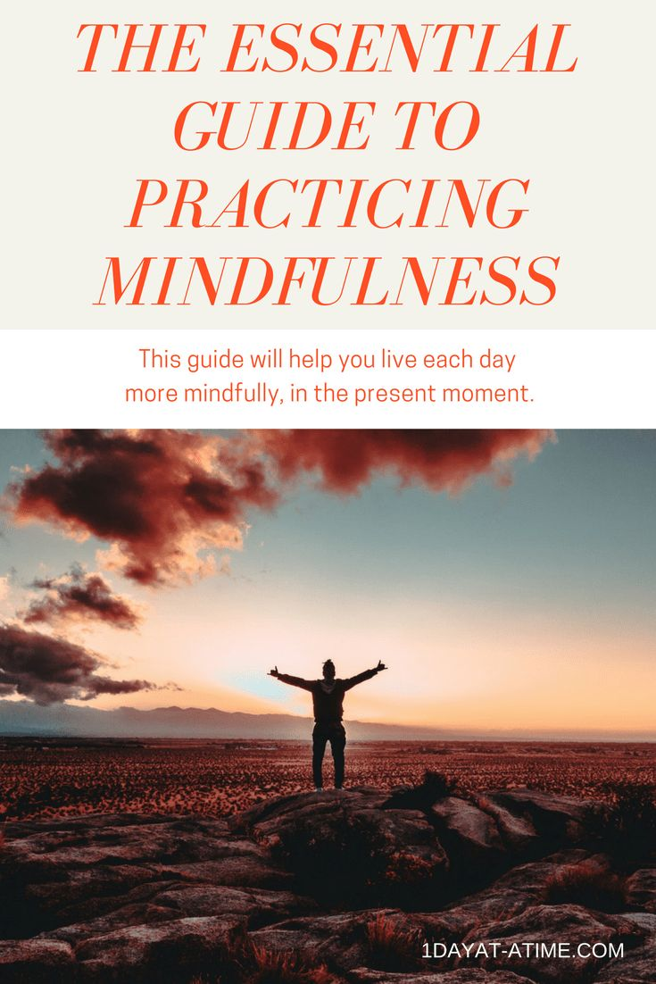 How would you like to learn how to live more in the present and be more mindful?...