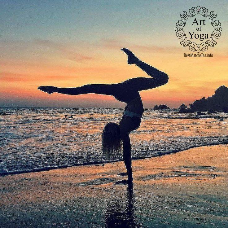 Trust The yoga.  Find more stuff: www.victoriasbest...