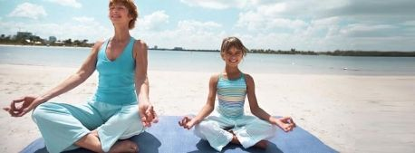 Yoga Poses for You and Your Kid