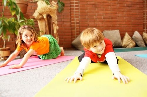 Yoga for Kids: What Yoga Poses are best for My...
