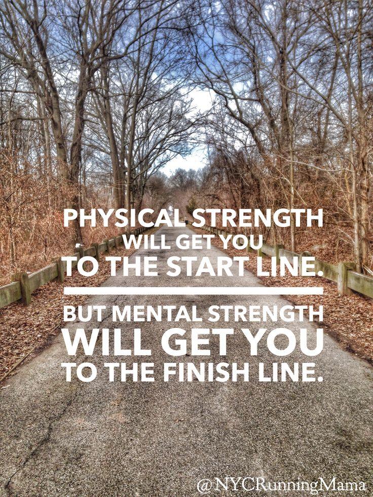 Mental Side of Running