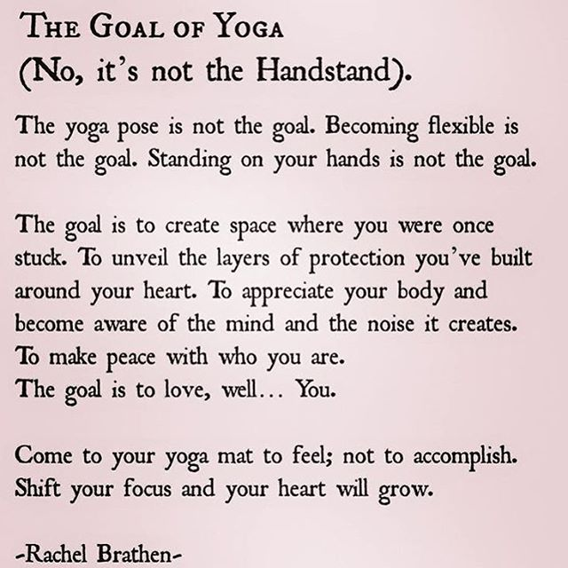 Yoga Quotes When I First Started Yoga I Was Focused On Relaxing