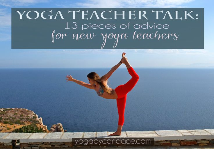Yoga Teacher Talk is a new series I'm excited to unveil here on YBC where  w...