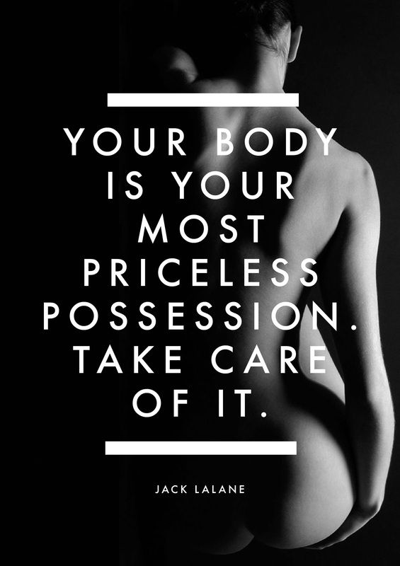 health quotes. your body is your most priceless possession