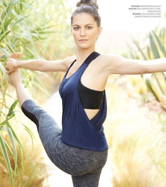 Alo Yoga Spring/Summer 2014 Lookbook