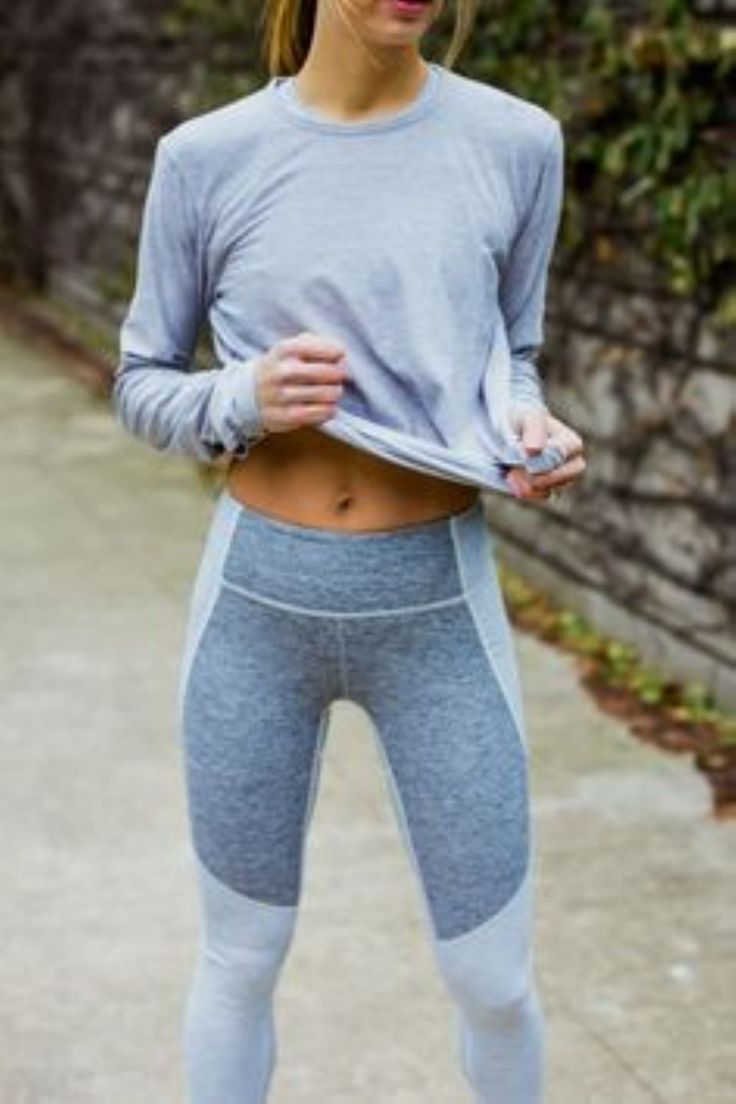 Breathtaking 25 Activewear Style Ideas to Inspire Your Next Workout Outfit from ...