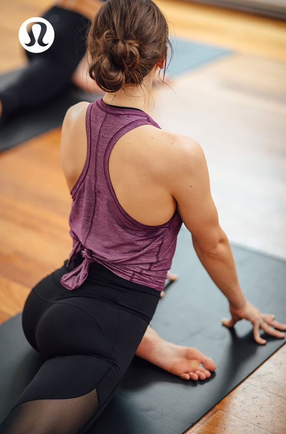 Bring on the heat in lightweight layers designed for super sweaty practices.: Wo...