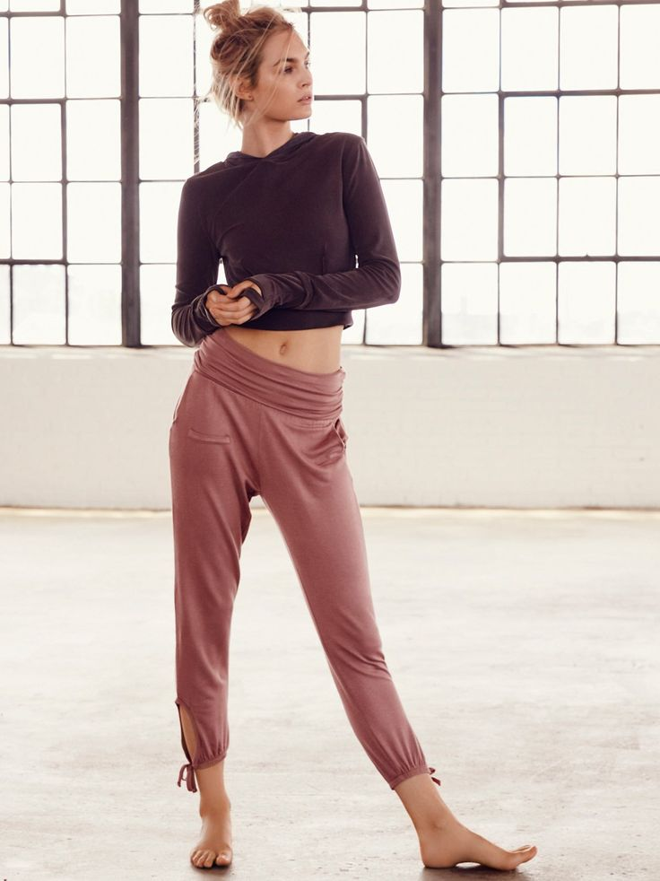 Carmen Pant | Irresistibly soft pants featuring a perfectly slouchy shape. Wide ...