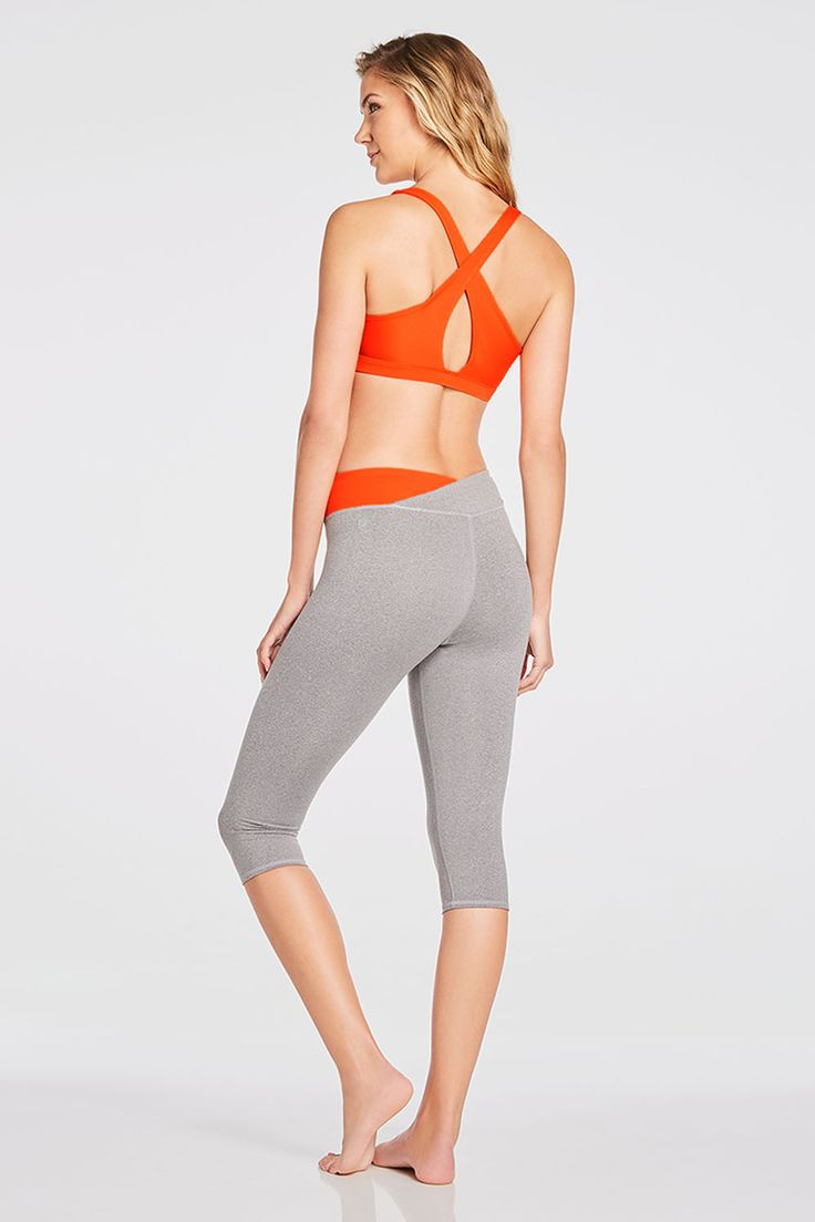 Color coordinate your circuit training in our breathable braided tank, medium-su...