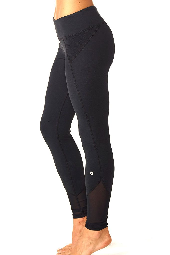 Demi Quilted Legging from CHICHI ACTIVE