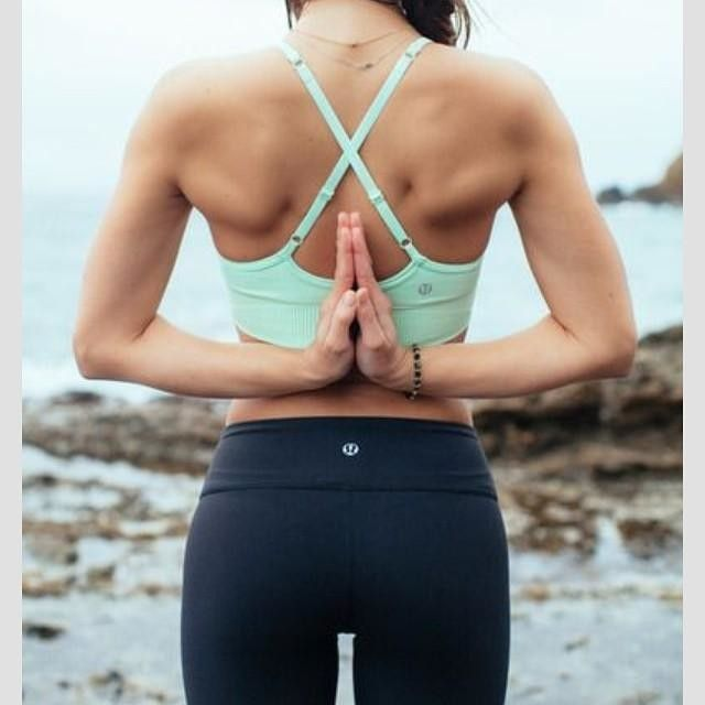 Everyone needs a little lululemon in their life #thesweatlife