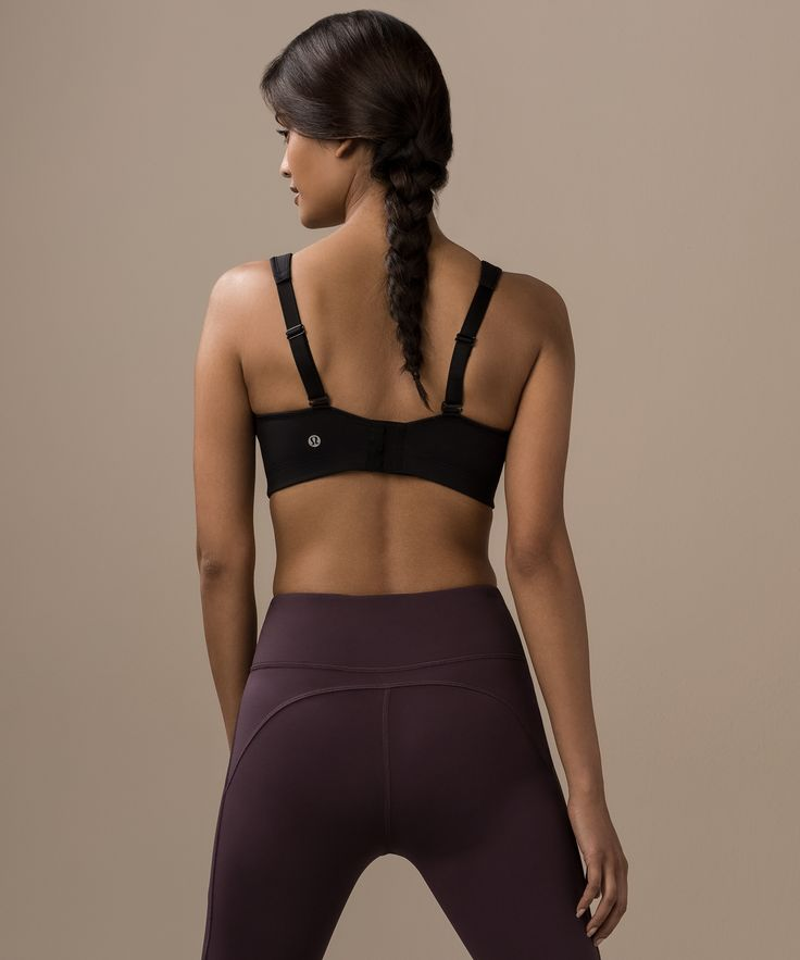 Need a lift? Look no further! We designed this sports bra to give you the heavy ...