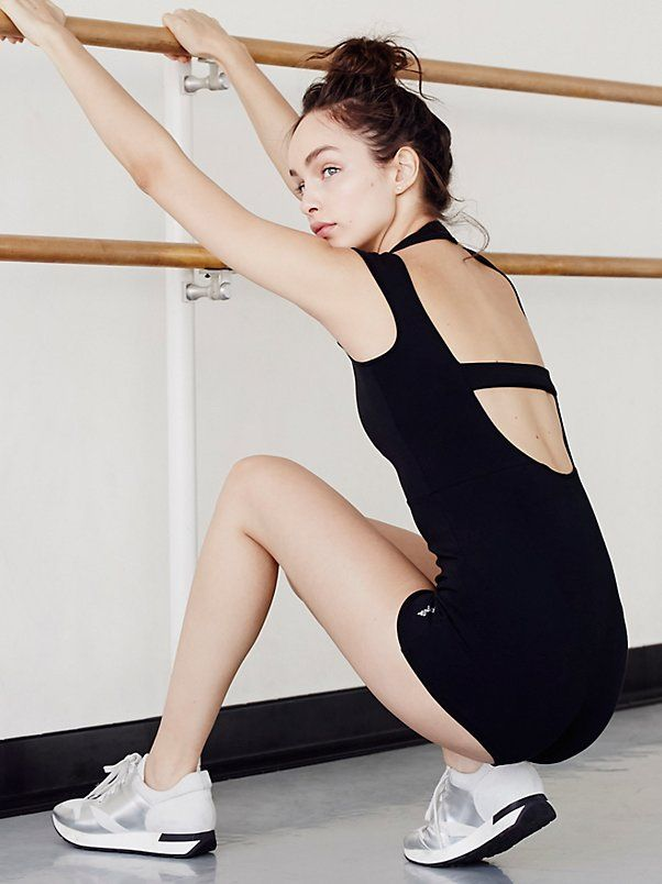 Unity Bodysuit | Make a move in this activewear bodysuit, perfect for all of you...