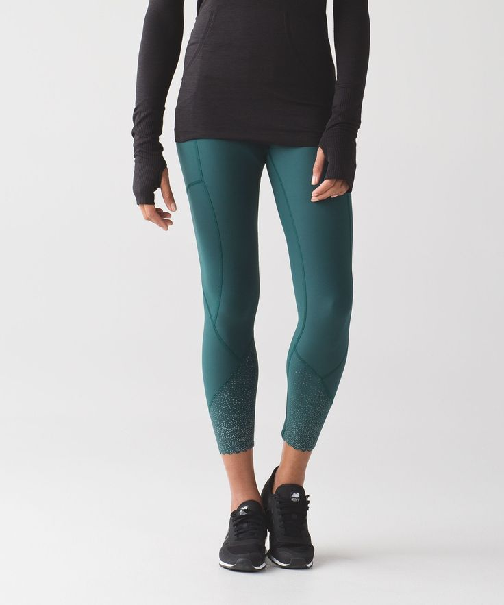 We engineered these training tights with moderate compression to help stabilize ...