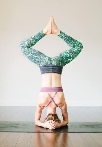 #yoga #headstand