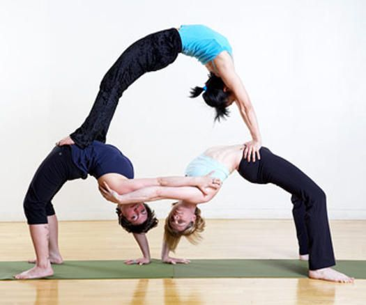 Advanced Yoga Poses - Pictures of Different Yoga Positions - Fitness Magazine | ...