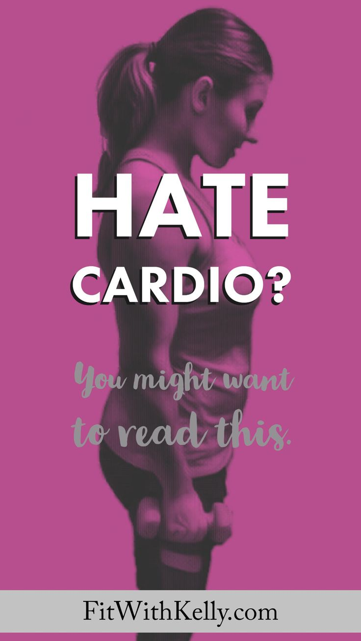 Do you hate cardio and dread running on the treadmill? You might want to read th...