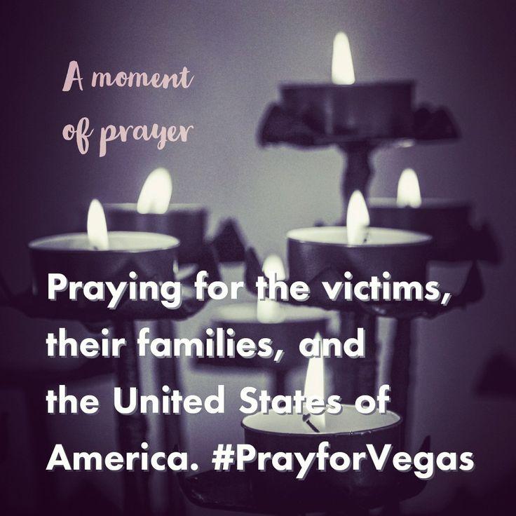 End the violence. Our world needs to change  #prayforvegas