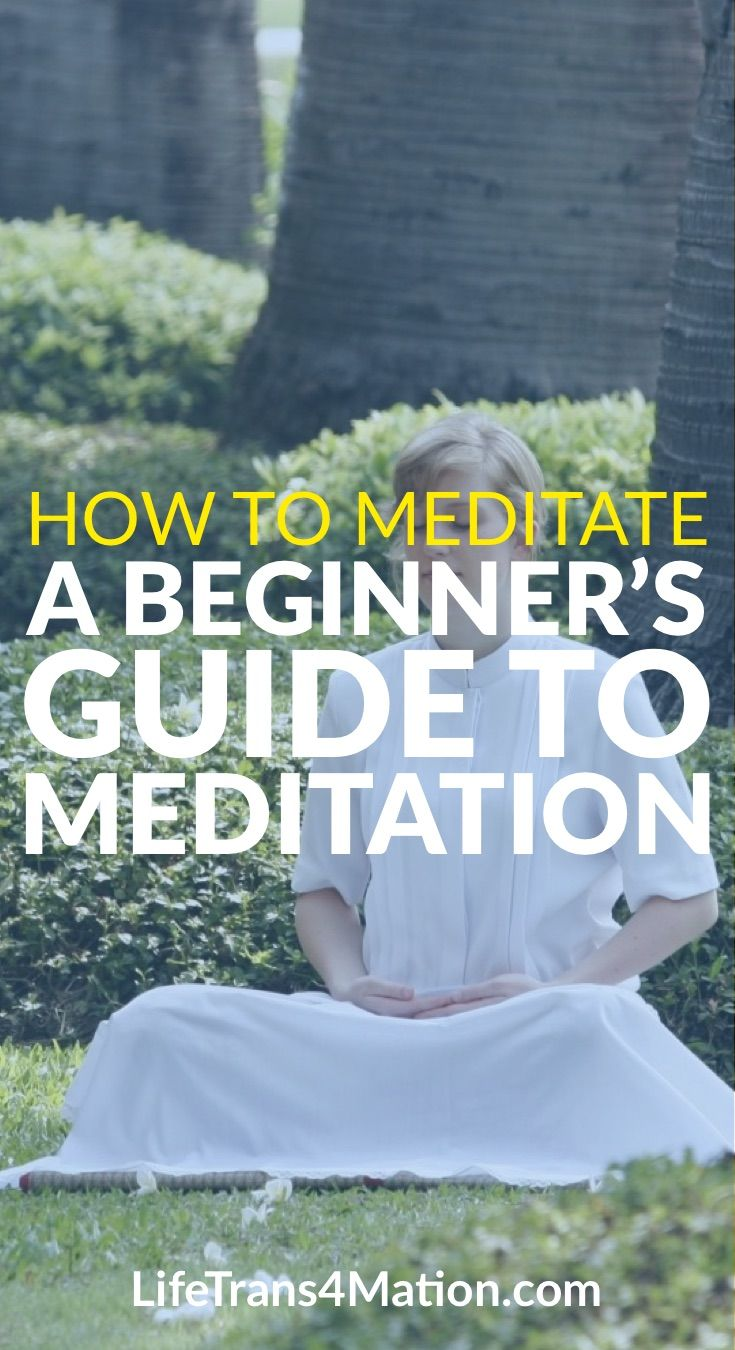 Learning how to meditate can be a difficult challenge if you don't take some...