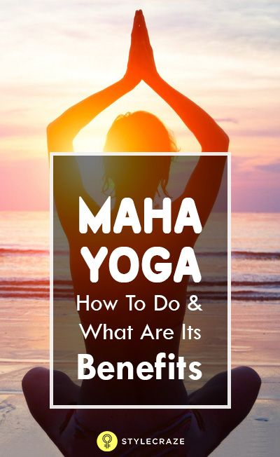 Mahayoga is associated with meditation, referred to be a great yoga. It has got ...