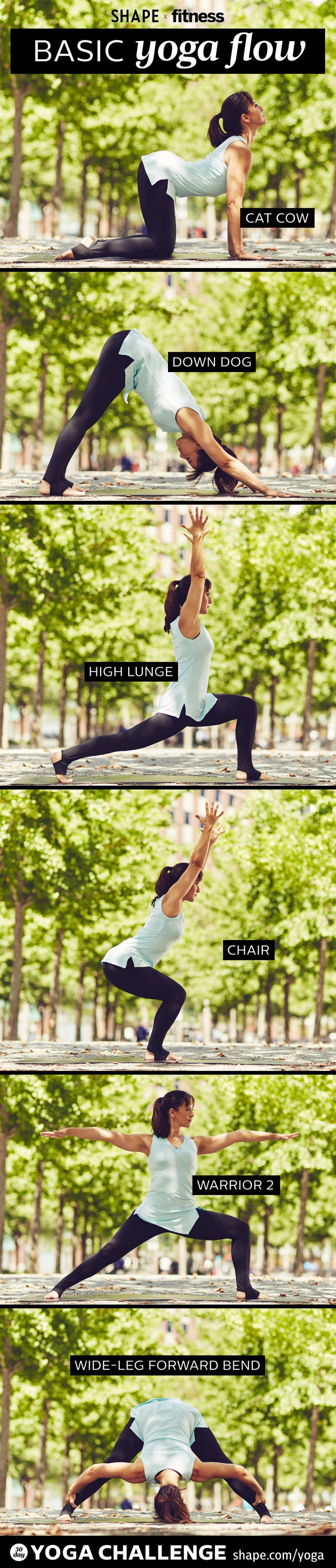 Start your week feeling refreshed and balanced with our Basic Yoga Flow From SHA...