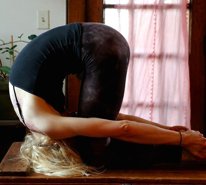 The Yoga Pose that Healed my Lower Back Injuries.