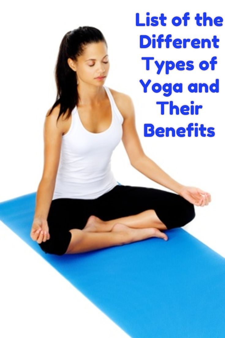 There are many different types of yoga.  In this article, you will find a brief ...