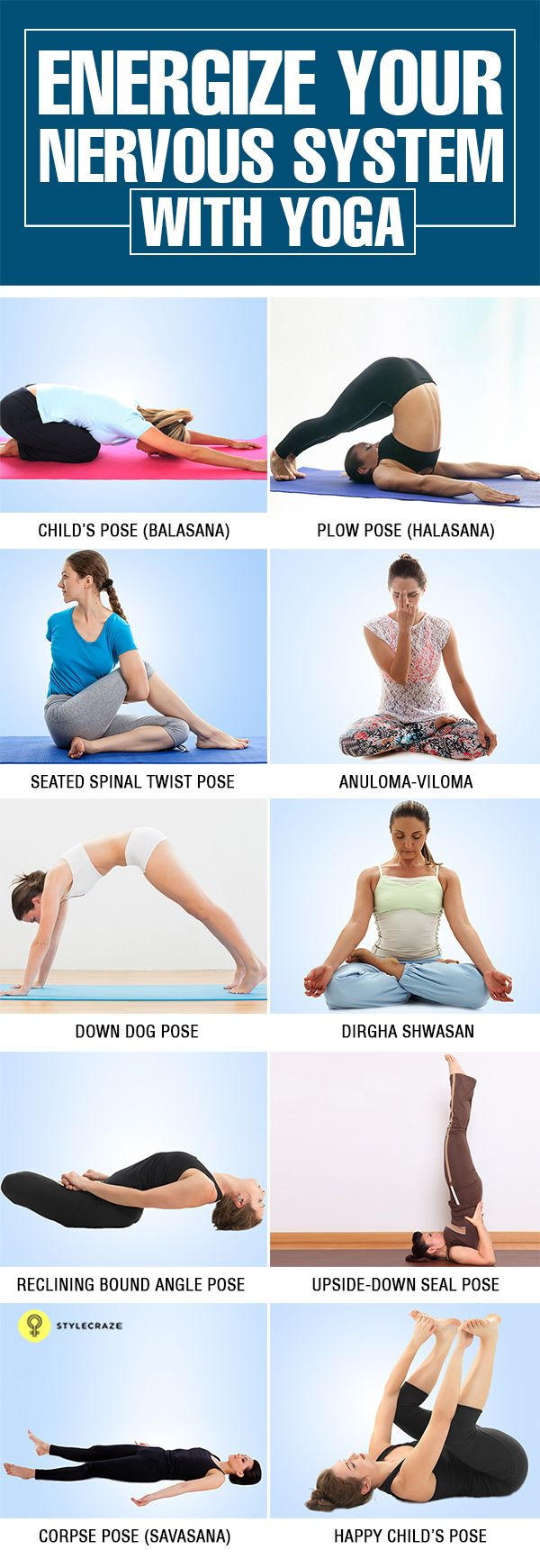 Yoga can help treat cough, stretch your body, cure menstrual cramps, reenergize ...
