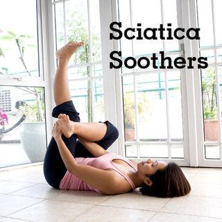 Yoga to ease sciatica pain. yoga pain relief