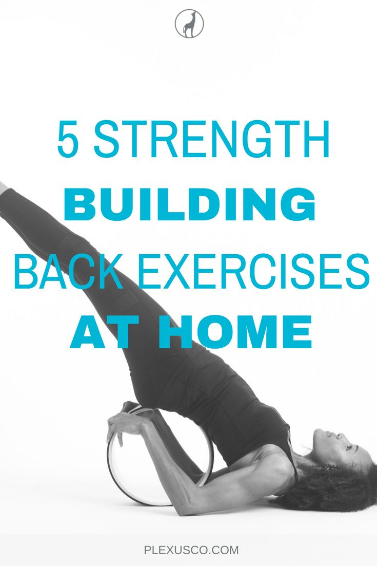 at home workouts | back workout women | strong upper body women