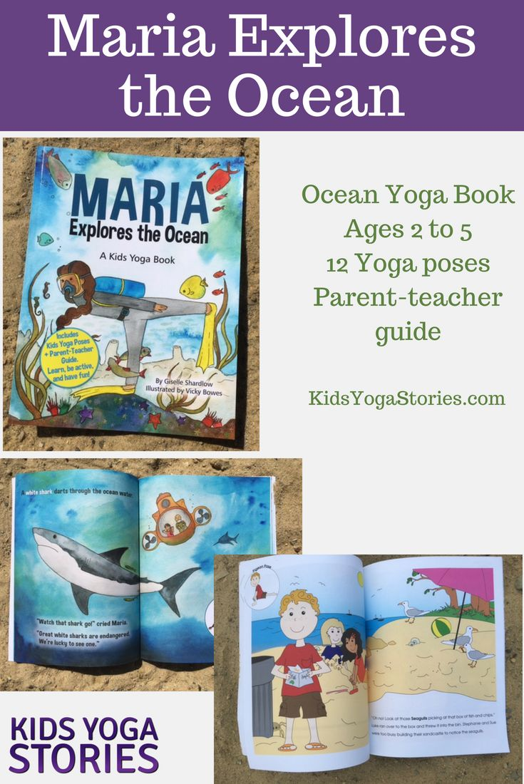 Have you check out Maria as she explores the ocean?  Join Maria as she explores ...