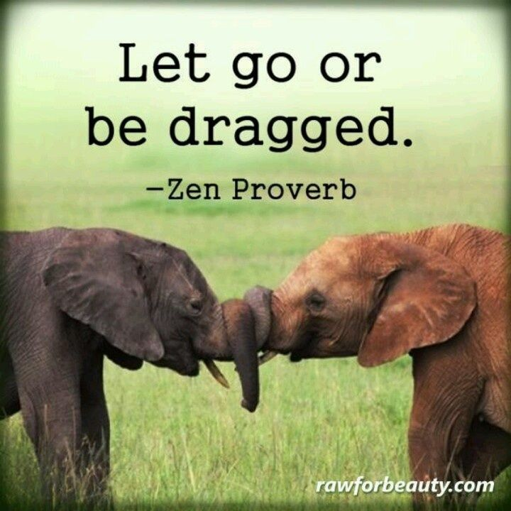 Yoga Quotes : Let go